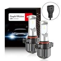 Evomosa LED Fog Light for Car Automotive 5202/5201 9005 9006 H11 P13W 12V 6000K CSP Led Canbus Chips Led Fog Bulbs Lamps
