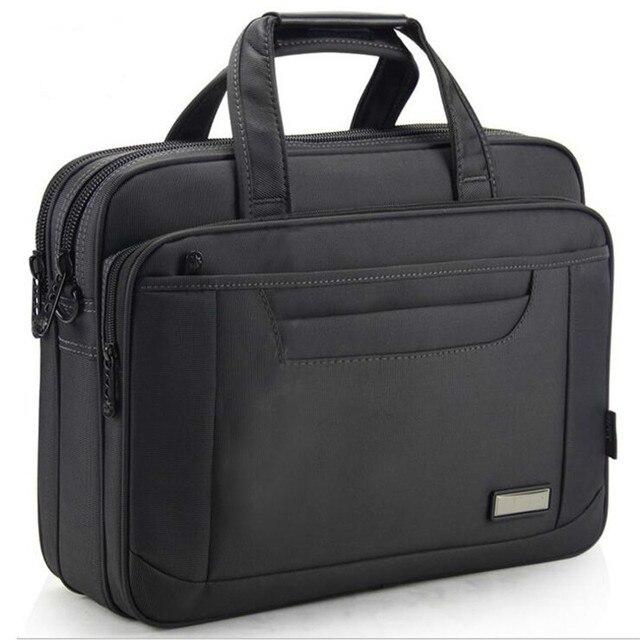 OYIXINGER 2020 avukat evrak çantası erkekler bilgisayar el çantaları lüks marka erkek iş çantası Oxford su geçirmez ofis çalışma için Maletas