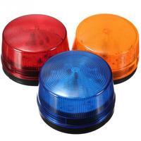Impermeable led estroboscópico de la luz de alarma de seguridad led estroboscópico coche  autobús de la señal de advertencia de la linterna de la Oficina para el hogar Edificio #1029