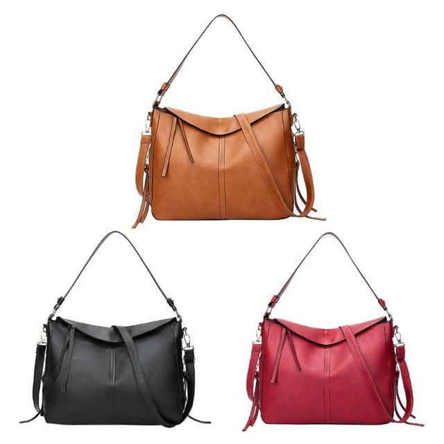 6138424a643e luxury handbags women shoulder bag large tote bags hobo soft leather ladies  crossbody messenger bag for