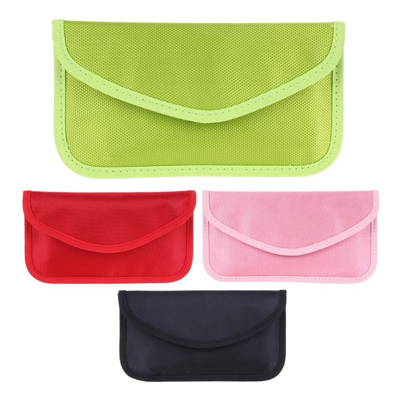 Mobile Phone Cell Phone Rf Signal Shielding Blocker Bag Jammer Pouch Case Anti Radiation Protection For Pregnant Women New Wide Varieties