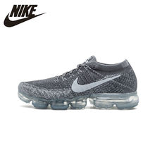 NIKE Air Vapor Max Flyknit Original Men's Running Shoes Comfortable Stability Sneakers Outdoor Sports Shoes # 849558-002(China)