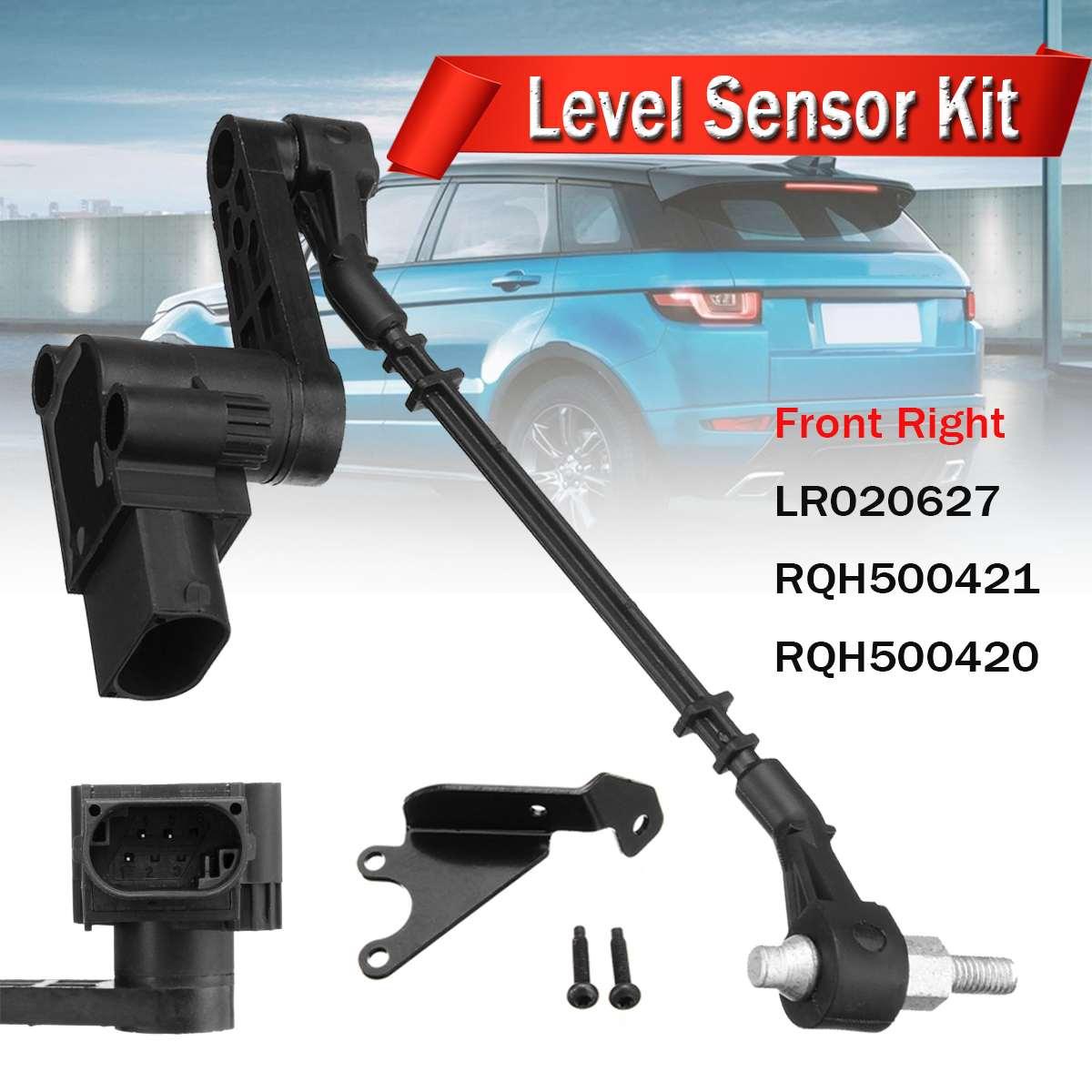 Спереди пневматической подвеской ездить уровня высоты Сенсор LR020627 для Range Rover L322 RQH500421 RQH500420 RQH500431 RQH500430