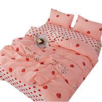 Dekbedovertrek Lits jumeaux 3d Jogo Luxury Juego Duvet Cover Cotton Ropa De Cama Bed Linen Bedding Sheet And Quilt Bedsheet Set