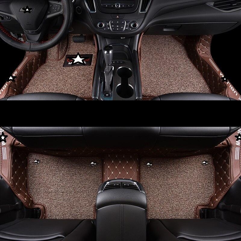 Accessoires d'intérieur accessoires Automobile moulures modifiées décoratives Automovil tapis de sol pour Chevrolet Malibu XL