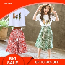 2019 Summer Girls Clothes Sets Baby Girl Short Sleeve Shirt Top+Shorts Suits Kids Clothing Printed Children's Clothes 2pcs 2pcs baby girl set cotton t shirt baby girl clothes girls clothing sets short sleeve skirts casual 2pcs girls suits