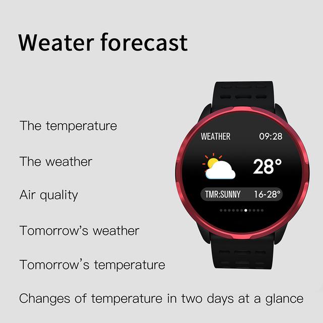 COLMI Smart watch IP68 waterproof Standby 30 days Heart rate monitor clock Activity tracker Men Women Smartwatch
