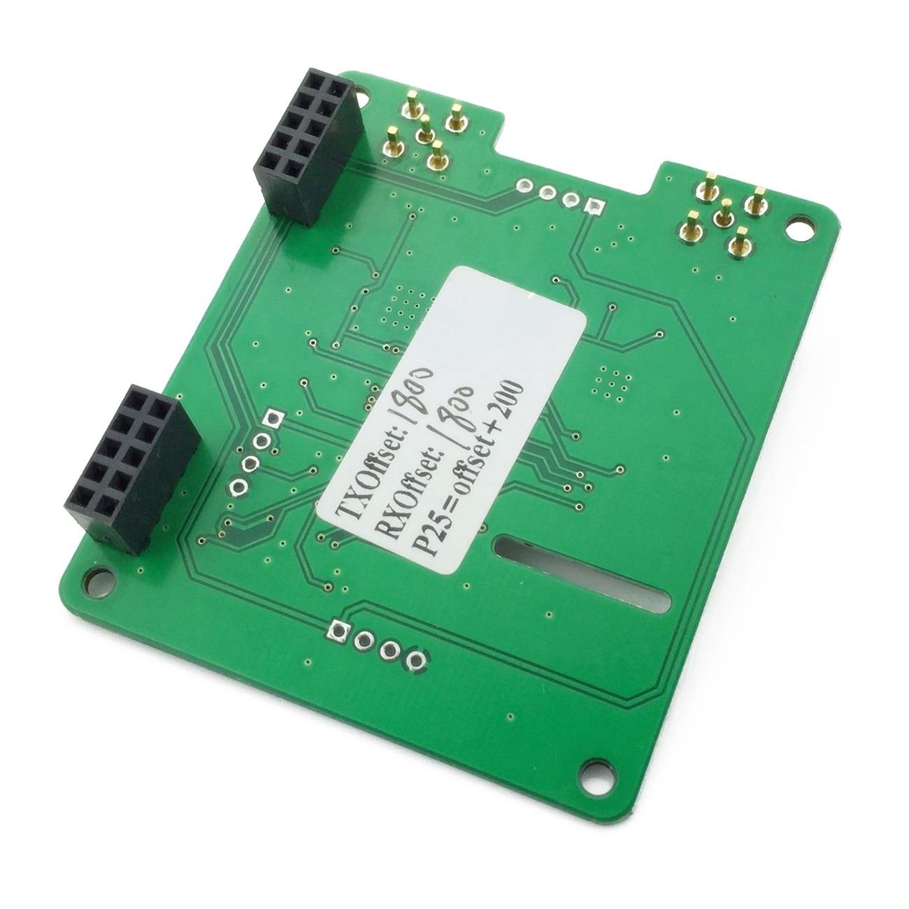 Prise en charge de Hotspot MMDVM Duplex P25 DMR YSF pour Raspberry Pi avec 2 antennes - 4