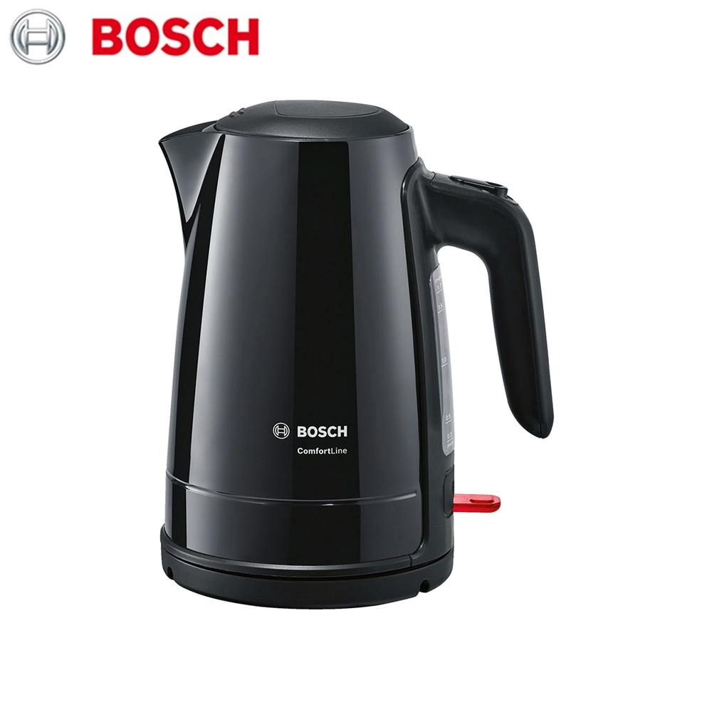 Electric Kettles Bosch TWK6A013 home kitchen appliances kettle make tea automatic water electric kettle teapot intelligent induction tea furnace