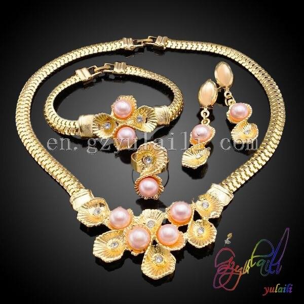 Free shipping Bridal Jewelry wholesaler in china pakistani gold