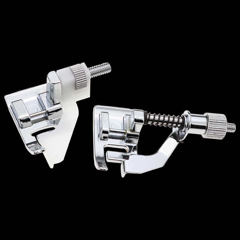 Domestic Sewing Machine Parts Presser Foot Buttonhole Foot Snap On Button Hole Presser Foot