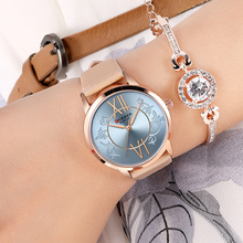 CURREN Ladies Watches 2019 Best Gift for Women Fashion Creative Analog Quartz Wrist Watch Reloj Mujer Leather Clock Montre femme 2016really cheap geneva fashion unisex leisure dial leather band analog clock hour quartz wrist watch for men women montre femme