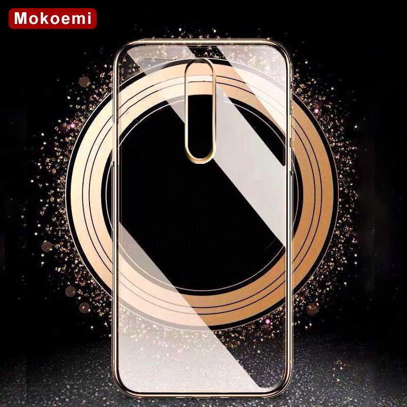 Mokoemi Ultra Thin Slim Clear Soft Tpu 5.3for Nokia 8 Case For Nokia 8 Cell Phone Case Cover Boys' Shoes