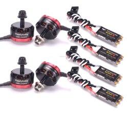 RS2205 2205 2204 2300KV CW / CCW Brushless Motor FVT LittleBee SPRING 20A BLHeli_S for FPV Martian QAV210 Chameleon