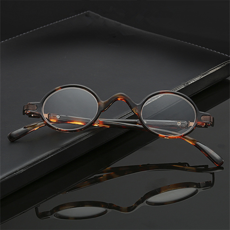 e8f0183096c2 Vintage Cat Eye Round Reading Glasses Women Men Fashion Small Eyeglasses  High Quality Prescription Hyperopia Eyewear Diopter