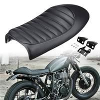 Black Hump Cafe Racer Motorcycle Seat Saddle for Honda CB CL Retro Cafe Racer CB200 CB350 CB400 CB500 CB550 CB750