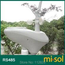 MISOL/wetter station mit RS485 port, 4 drähte kabel, mit kabel länge (10 meter)