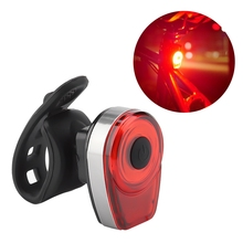 цена на Bicycle Tail Light Bright With USB Rechargeable Red LED Light For Cycling Safety Flashlight