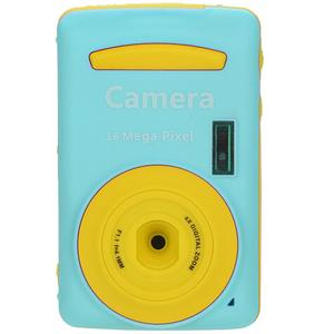 Shoot Digital Camera 16Mp Anti-Shake Face Detection Camcorder Blank Point