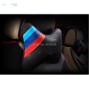 Car Headrest Seat Neck Pillow for hyundai tucson 2017 golf 7 ford fiesta audi a4 b7 ford fiat 500 peugeot 508 bmw m Accessories image