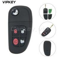 Remotekey 315mhz Komplette Keyless Entry Remote Key Fob Clicker Für Jaguar S Typ XJ8 X Typ NHVWB1U241-in Autoschlüssel aus Kraftfahrzeuge und Motorräder bei