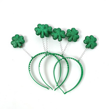 1pc Happy St Patrick's Day Party Decorations Funny Green Hat Head Accessoires For Irish Party St Patricks Day Decorations