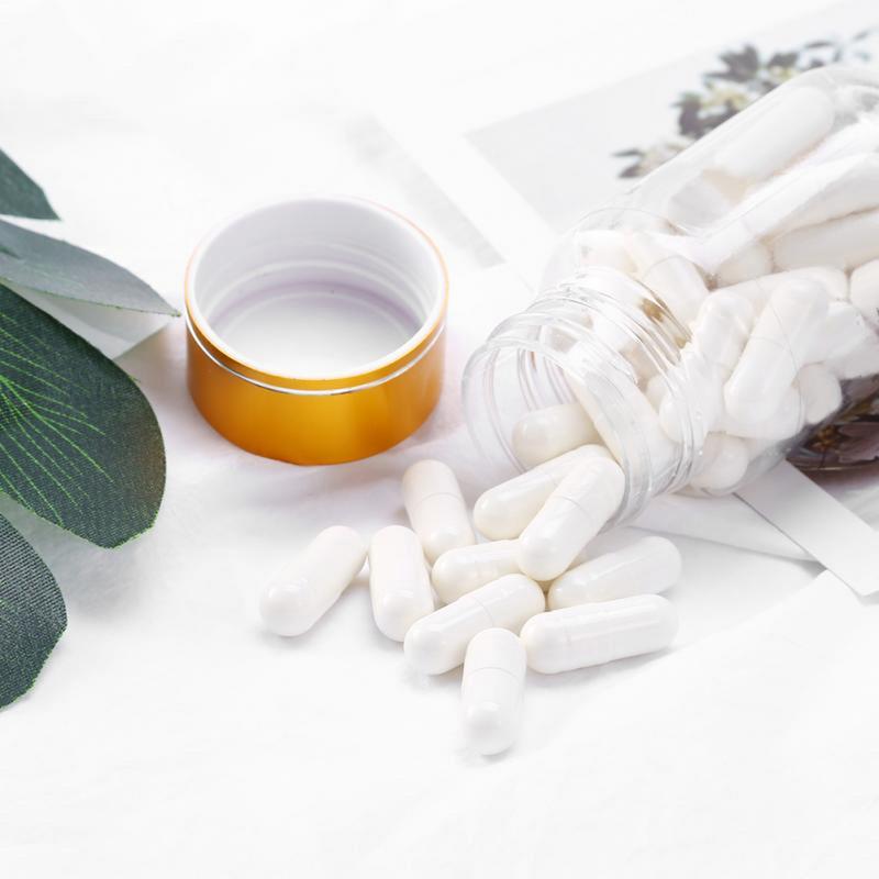 Collagen Active Peptide Crystal Mask Powder Hydrating Transparent Jelly Mask Anti Aging Rejuvenation Shrink Pore Capsule Mask 4