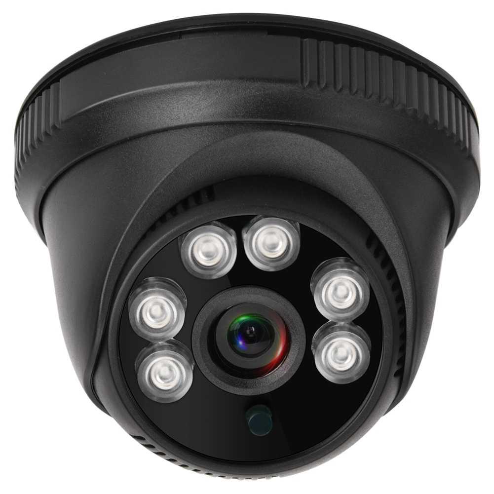 2 типа AHD 2MP 1080 P HD инфракрасный полушарие аналоговая купольная камера безопасности