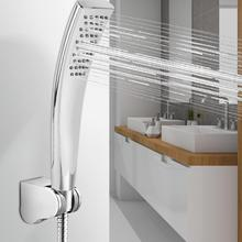 G1/2 Handheld Shower Head High Pressure Rainfall Spray Water Saving Nozzle for Showering Bathroom douchekop