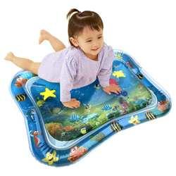 Детские ползающие водяное сиденье надувные игровые коврики Playmat подушка для малыша Детские подушки играть воды подушки Pad для