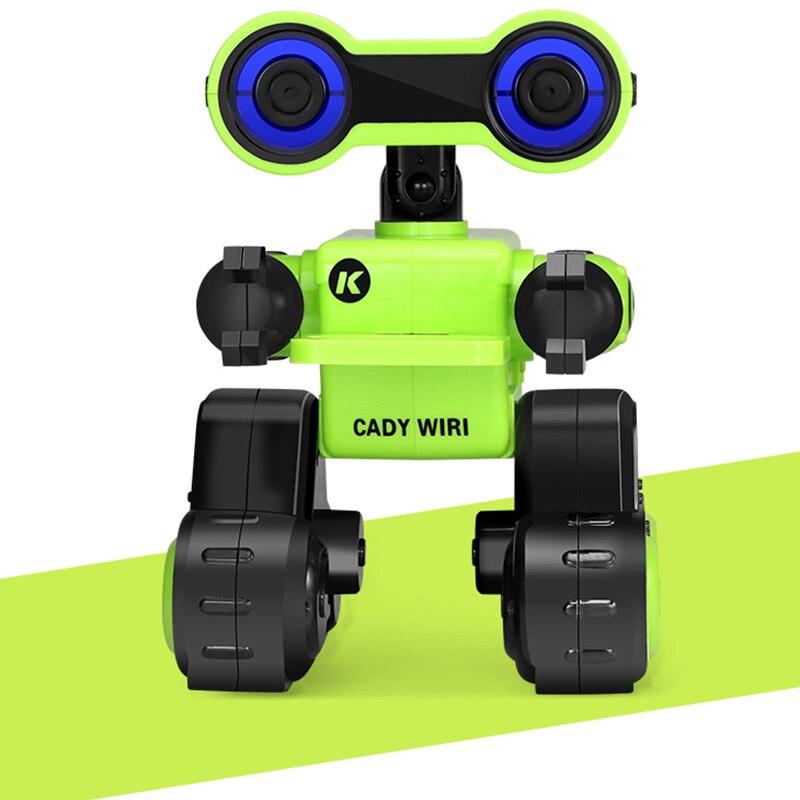 JJRC R13-YW CADY WIRI Puissance Robot Intelligent D'exploration Scientifique Jouet Cadeau