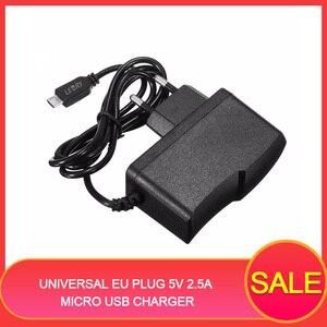 Universal EU Plug 5V 2.5A Micr