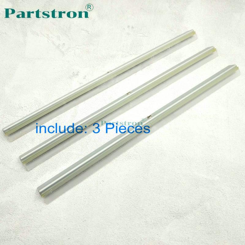 3Pieces  Excellent Drum Cleaning Blade 57GA56011 57GA56010 4014-3021-01 Fit For Konica Minolta Di750 850 Bizhub Pro 920 950