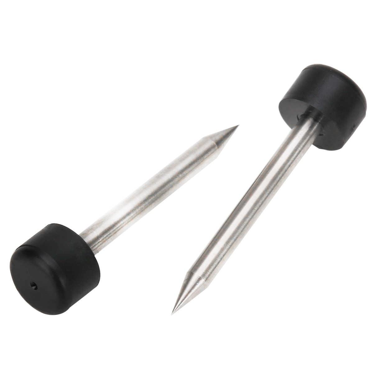 Nuevo par de electrodos de fibra óptica de alta calidad para Fujikura FSM-50S, 60S, 70S, 80S, 62S, empalmador de fusión, 1 par