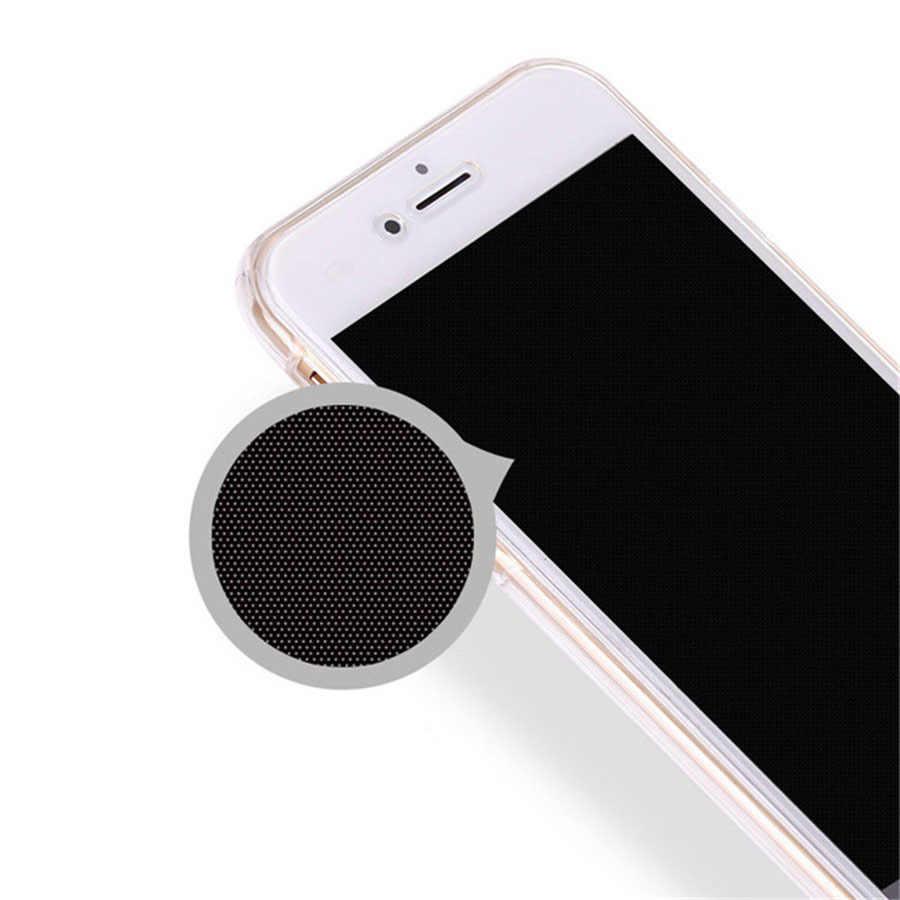 360 Full Body Case Voor iPhone 5 5S SE 6 6S 7 8 Plus X XS XR Max soft Clear TPU Coque Telefoon Covers Voor iPhoneX XSMax 7Plus 8 Plus