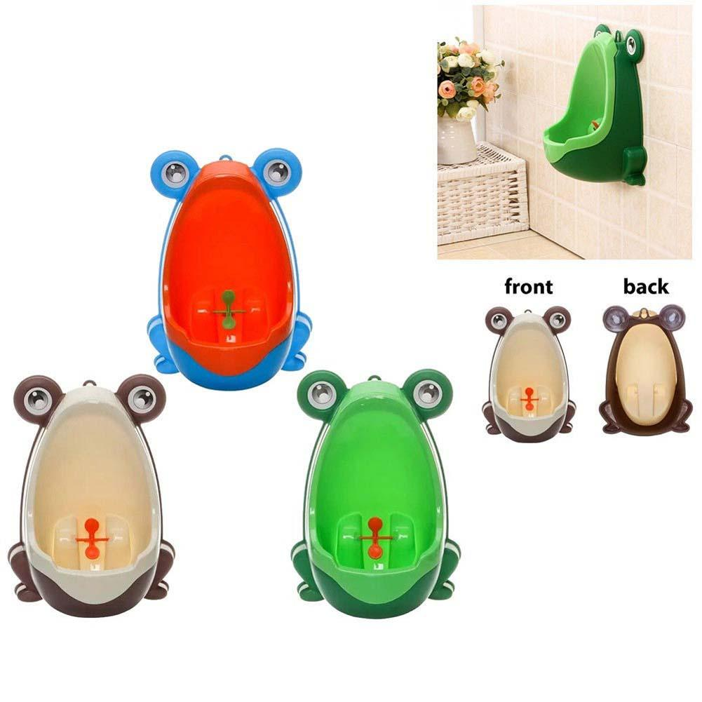 Frog Boy Kid Children Potty Urinal Pee Toilet Training Trainer Urine Cute New