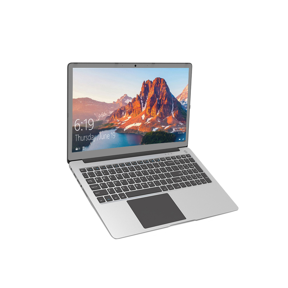 15.6 Inch Laptop Notebook PC Computer ,Windows 10 Pro/Linux Ubuntu,Intel Core I5 6200U,[HUNSN AA03L],(HD/DP/2USB3.0/2USB2.0)