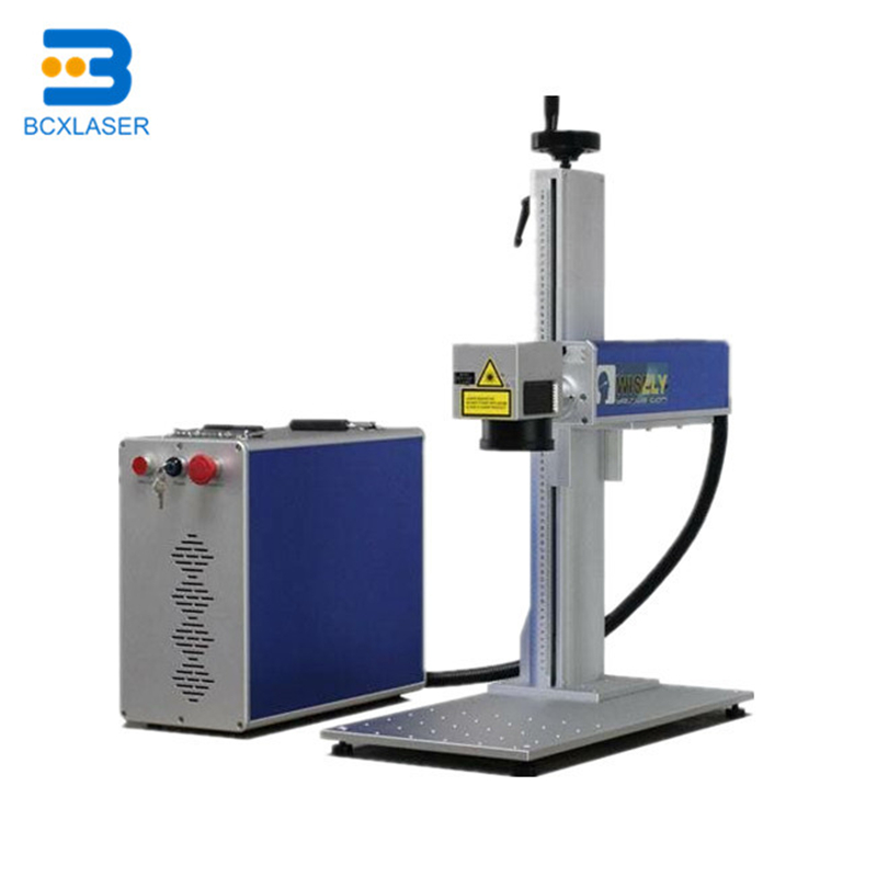20w Fiber Flying Laser Marking Machine For Production Line