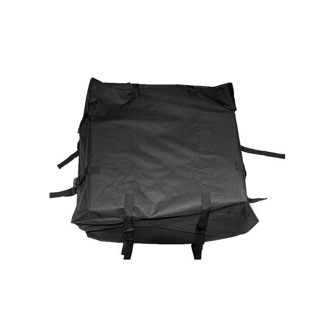 80X80X40CM Car Waterproof Cargo Roof Bag Car Rooftop Cargo Carrier Bag Soft Rooftop Luggage Carriers With Straps 3