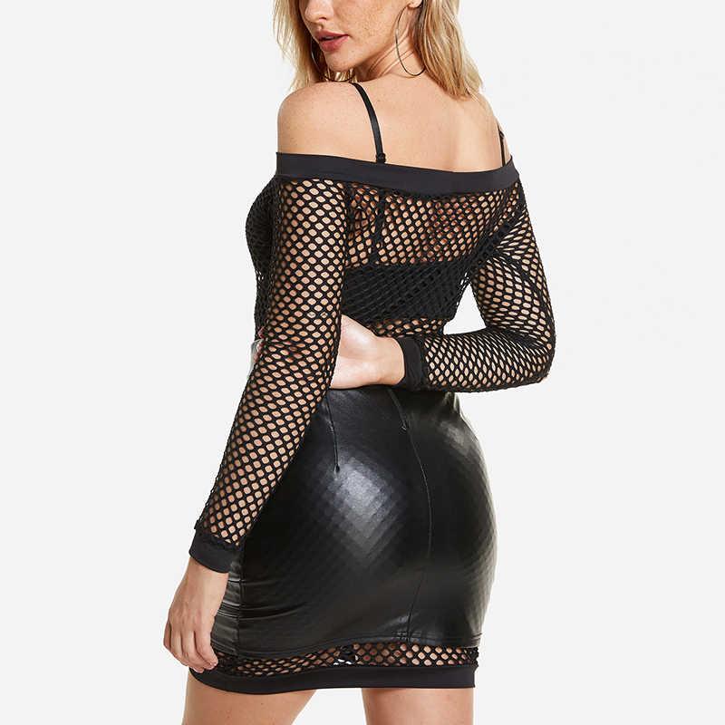 Для женщин Купальник Cover Up ажурные облегающее платье с открытыми плечами одежда с длинным рукавом пляжная одежда Лидер продаж