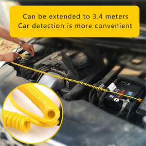Image 4 - Universal รถวงจรสายทดสอบดินสอปากกาตรวจจับ 12V24V vehicle multi   function test light electroscope