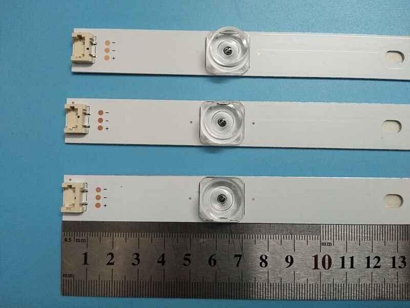 جديد 6 PCS * 6LED 590mm LED شريط إضاءة خلفي بار متوافق ل LG 32LB561V UOT AB 32 بوصة DRT 3.0 32 AB 6916l-2223A 6916l-2224A
