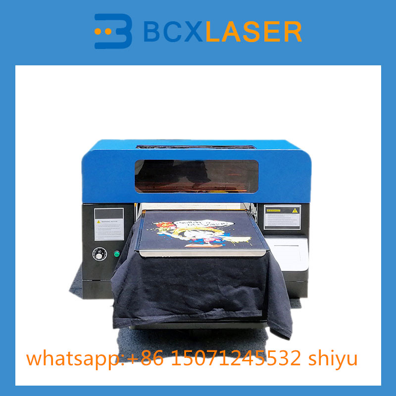 Fast Printing T-shirt Printer With Long Service Life