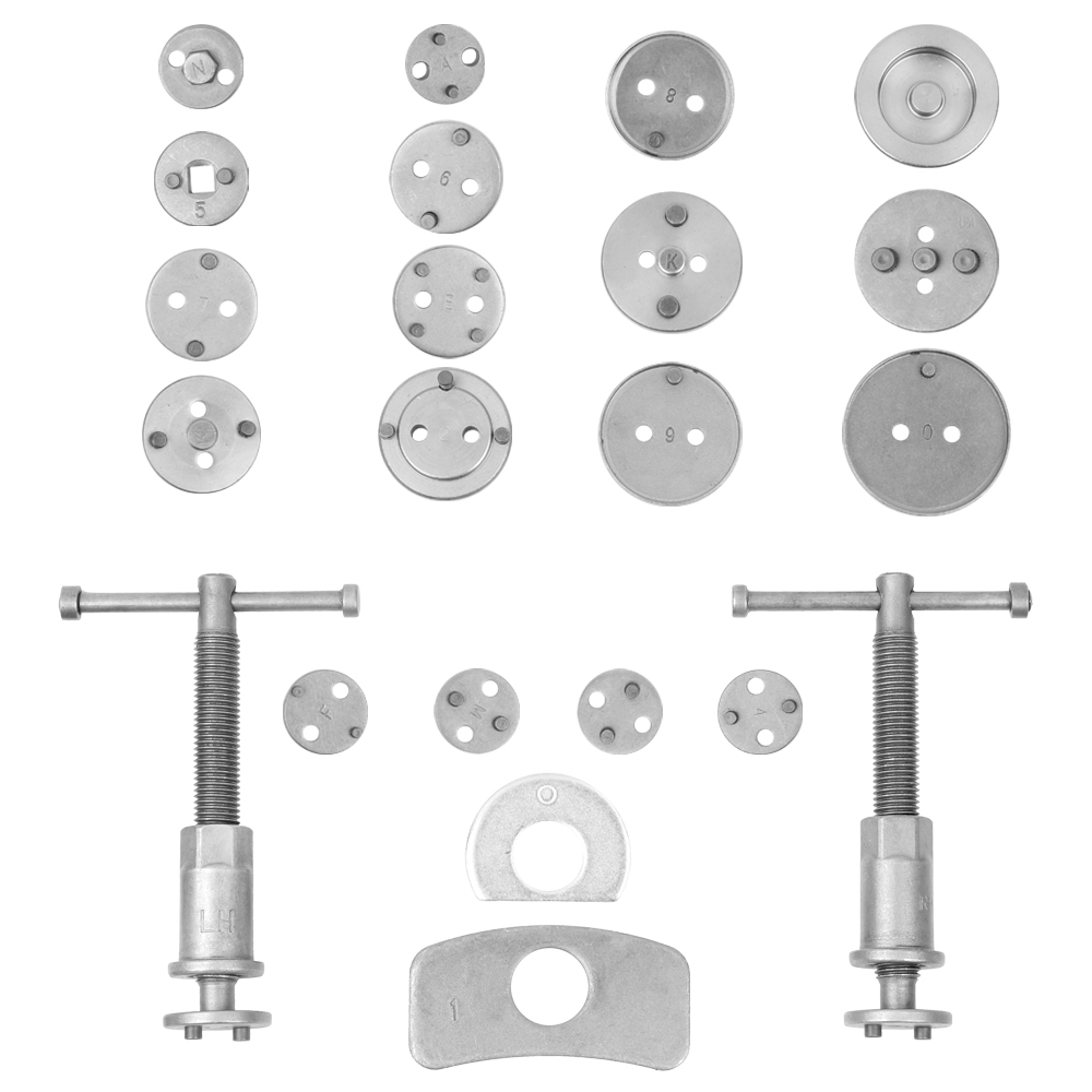 Back Wind Pad Case Tool Brake Auto Set 22pcs Car Piston With Universal Kit Caliper Compress Disc Repair