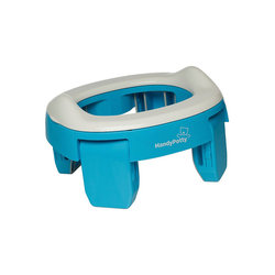 Potties & Sitze ROXY-KIDS 8393489 Дорожный горшок Roxy-kinder HandyPotty голубой.