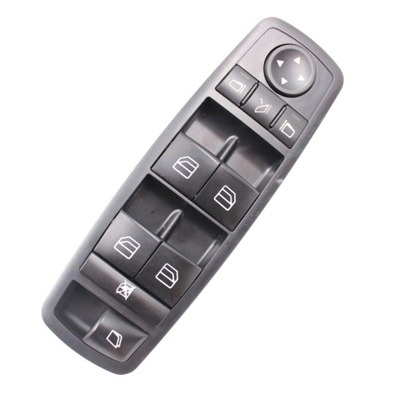 Car Window Master Switch For Mercedes Gl R Class Ml350 W251 X164 Gl450 R350 Oe 2518300590