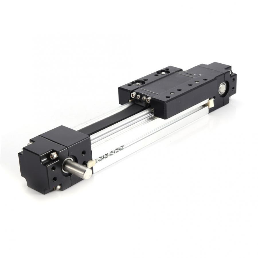 Guide Rail CNC Belt Drive Linear Motion Actuator Linear Guide Rail 100mm Stroke Linear Guide Rail