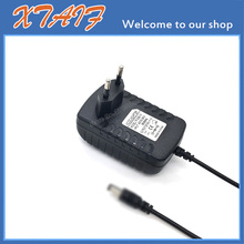 Free Shipping  27V 1000mA 27V 1A Charger Power Adapter Converter US/EU/UK Plug Power Supply