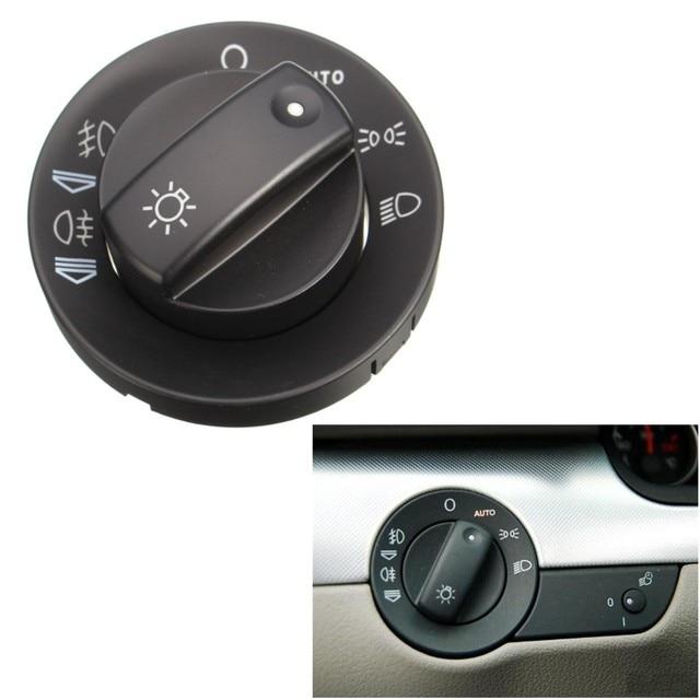 W/Auto Farol Kit Repair Cap Tampa do Interruptor de Controle de Luz de Nevoeiro Para AUDI A4 S4 8E B6 B7 8E0941531B