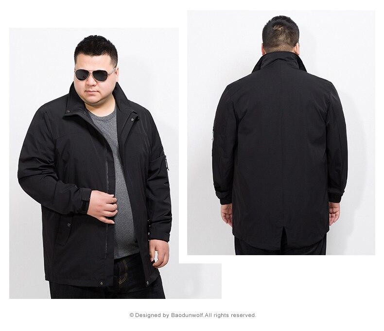 7xl Vêtements 1 Mince 8xl 2018 Noir Décontractée Bomber Manteau 2 vent Veste Affaires Vestes Mâle Hommes Coupe Ressort D'été 5x w8nk0PO